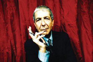 Leonard Cohen, 79 años del Kafka del Blues