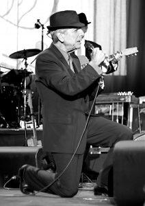 Leonard Cohen, 79 años del cantante canadiense