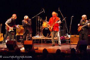 Mick Ralphs Blues Band, gira española 2013