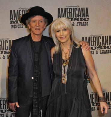 Rodney Crowell and Emmylou Harris ganadores de la Americana Music 2013