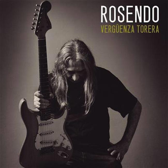 """Rosendo """"Vergüenza Torera"""" nuevo disco y gira española"""