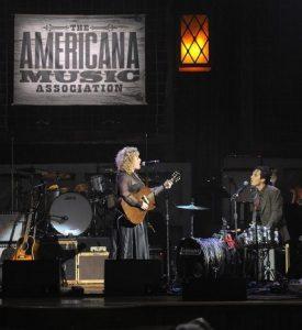 Shovels and Rope en los premios de la Americana Music 2013