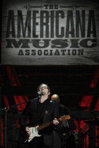 Stephen Stills en los premios Americana music 2013