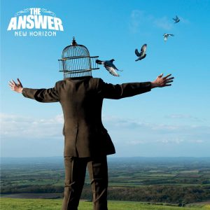 "The Answer ""New Horizon"" nuevo disco, gira española y europea"