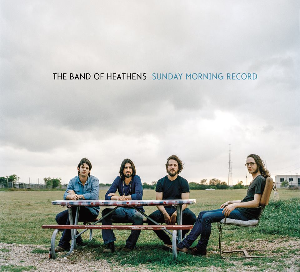 "The Band of Heathens ""Sunday Morning Record"", nuevo disco"