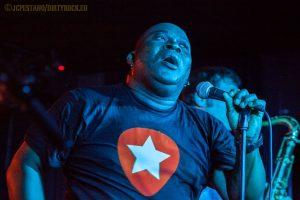 "Barrance Whitfield and the Savages ""Dig Thy Savage Soul"" en el Loco Club de Valencia"