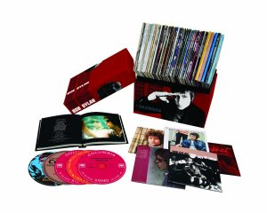 "Bob Dylan ""Complete Album Collection Vol. 1″ nuevo box set"
