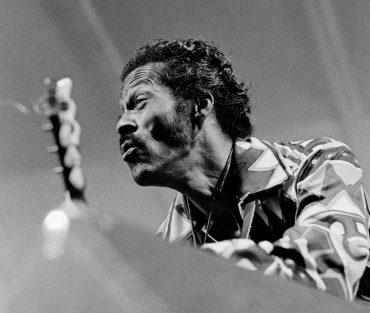 Chuck Berry, 87 años del Shakespeare del Rock and Roll