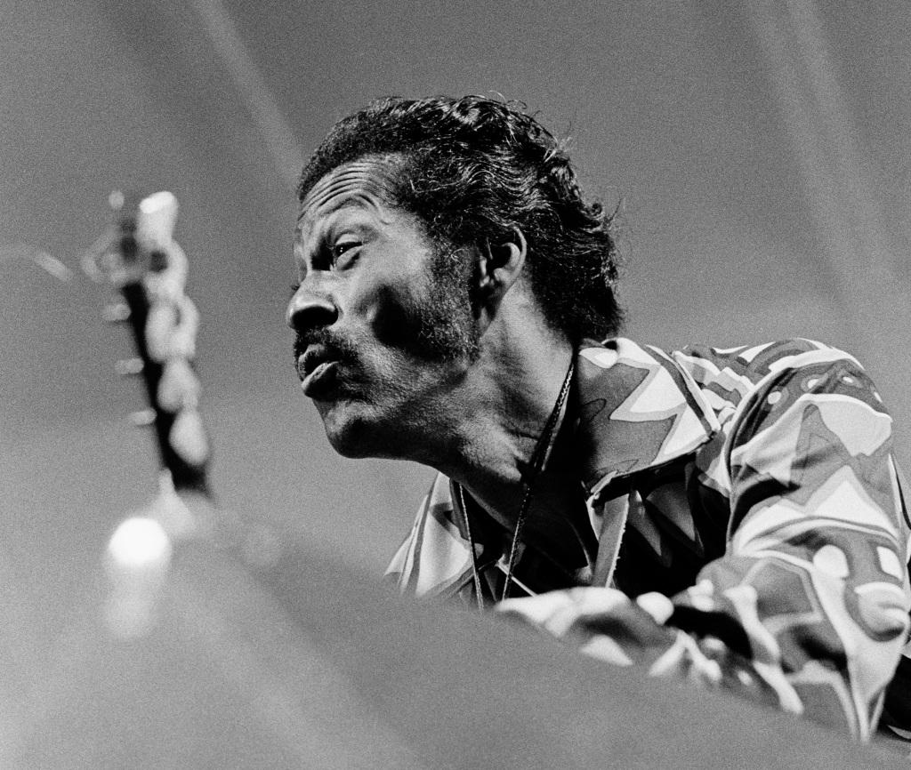 Chuck Berry, 87 años del Shakespeare del Rock and Roll