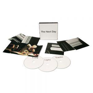 David Bowie reedita The Next Day Extra con nuevo material