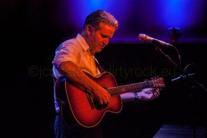 Lloyd Cole durante su concierto en Valencia