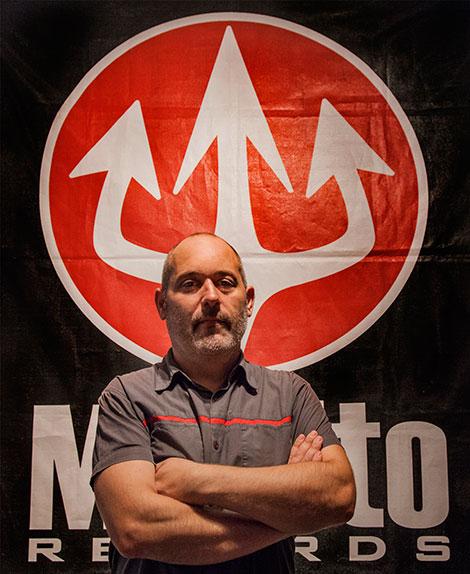 Maldito Records cumple 15 años. Entrevista con Emilio Gerique Daroca. Foto de Juan Carlos Pestano.