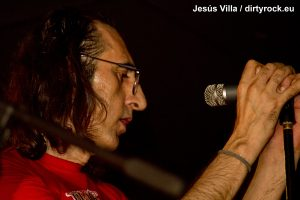 Ensayo - Concierto de Moral Femenina en Arena Digital - 26 de octubre de 2013 - Jesús Villa