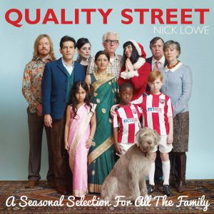 "Nick Lowe ""Quality Street: A Seasonal Selection For All The Family"", nuevo disco"