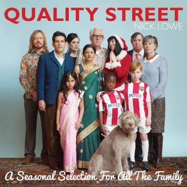 "Nick Lowe ""Quality Street: A Seasonal Selection For All The Family"", nuevo disco"