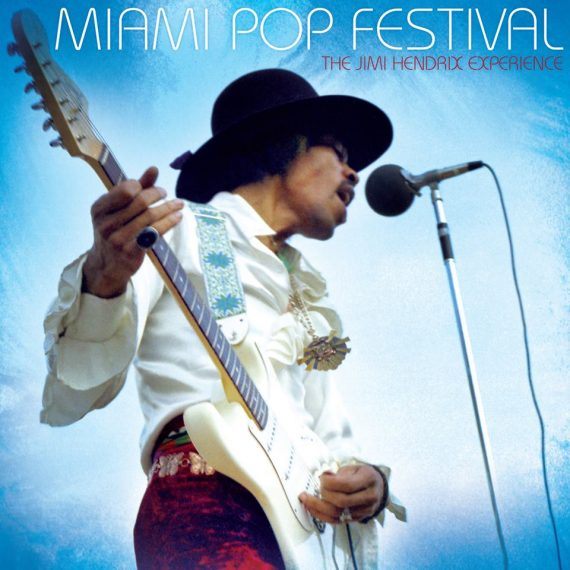 "Nuevo directo y documental sobre Jimi Hendrix, ""Hear My Train A Comin' y ""Jimi Hendrix Experience: Miami Pop Festival"""