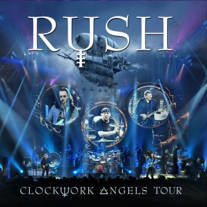 "Rush ""Clockwork Angels Tour"" nuevo cd y DVD"