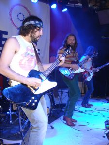 THE SHEEPDOGS SALA EL SOL
