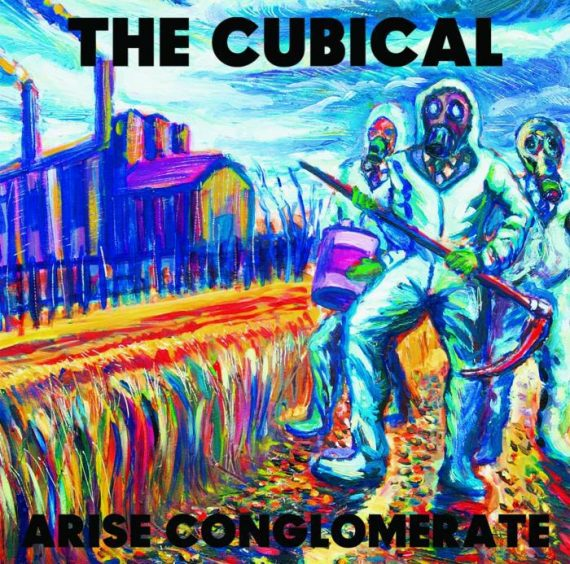 "The Cubical ""Arise Conglomerate"", gira española"