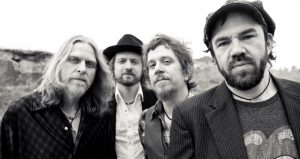 "The Steepwater Band ""Live & Humble"" nuevo disco y gira española en 2014"