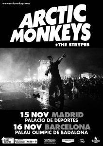 The Stypes abriendo gira española para Artic Monkeys