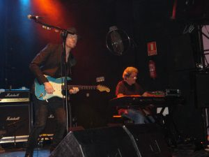 JOE GOOCH y CHICK CHURCHILL SALA CARACOL MADRID