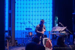 Asier Ramos en concierto Keroxen 2013
