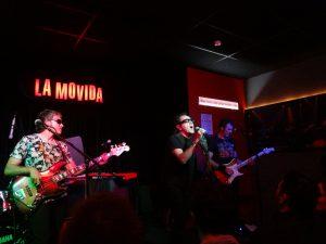 BURNING SALA LA MOVIDA MALLORCA