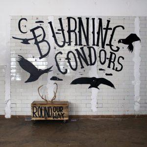 "Burning Condors ""Round Our Way"", gira española 2014"