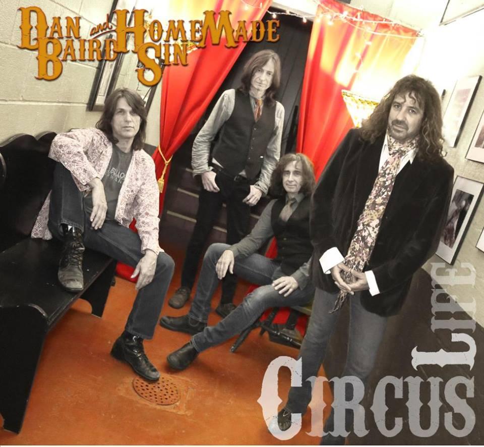 """""""Circus Life"""", nuevo disco de Dan Baird and Homemade Sin"""
