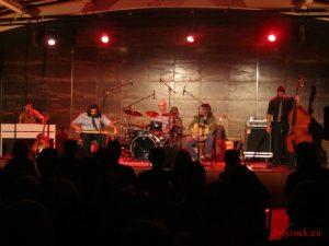Frank Wild Year La Fuerza Macabra en concierto