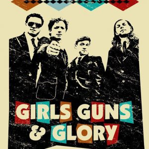 "Girls Guns and Glory ""Good Luck""  gira española 2013"