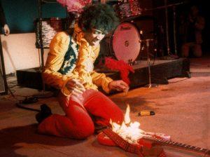 Jimi Hendrix, 71 años de Blues y Rock cósmico insuperable