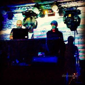 Keroxen en Las Palmas en Miniatura, de Siesta! y Postman & GAF de la Muerte