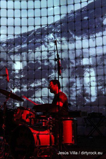 Saletile feat. David Perreko en Keroxen13, Espacio Cultural El Tanque, viernes 22 nov 2013