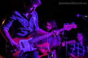 Red Buffalo en el Loco Club con Sam Amidon