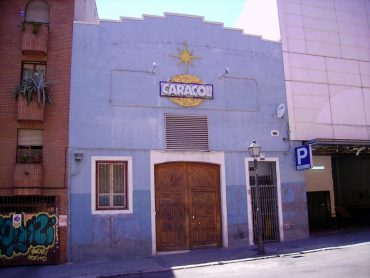 Sala Caracol forzada a cerrar por el Ayuntamiento de Madrid