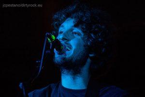 Sam Amidon y Red Buffalo en concierto en Valencia