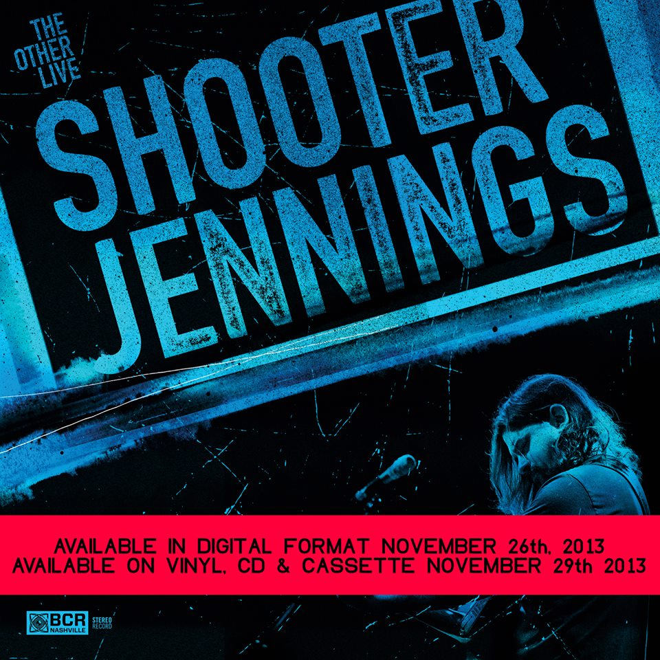 Shooter Jennings The Other Live, nuevo disco en directo y gira española 2014