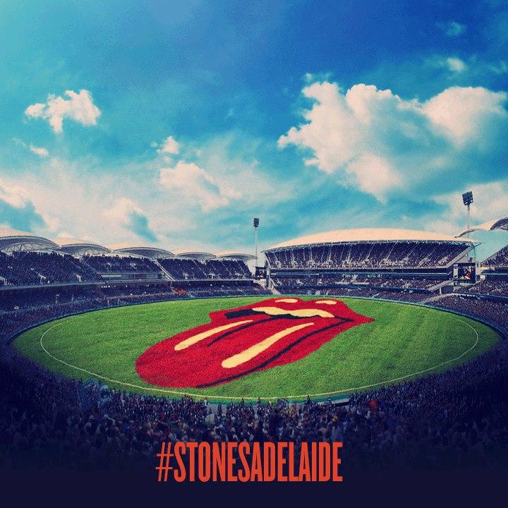 The Rolling Stones confirman gira 2014 en Australia y Nueva Zelanda
