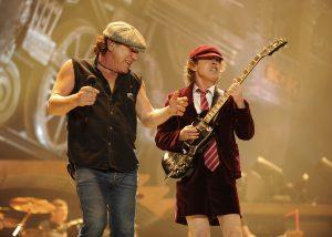 40 aniversario del primer concierto de AC/DC en 1973