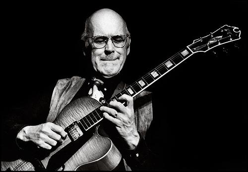 Adiós a Jim Hall uno de los pilares de la guitarra del Jazz moderno