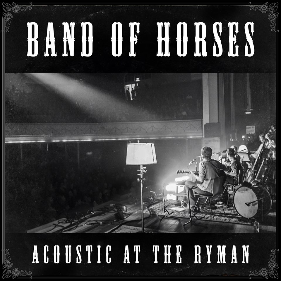 "Band of Horses ""Acoustic at the Ryman"", nuevo disco en directo"