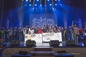 Capital Sonora 2013 - foto de todas la bandas participantes