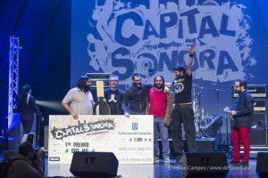 "Capital Sonora 2013 - 1º premio ""Frank Wild Year"""