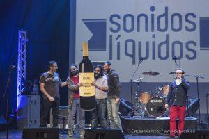 """Capital Sonora 2013 - Premio Sonidos Líquidos """"Frank Wild Year"""""""