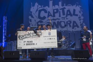 "Capital Sonora 2013 - 2º premio ""Mother in Law"""