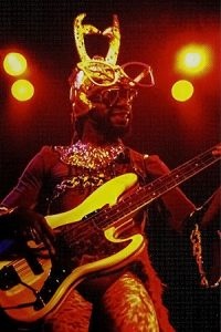 """Cordell """"Boogie"""" Mosson (Parliment-Funkadelic)"""