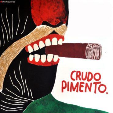 Crudo Pimento debutan con un fantástico disco