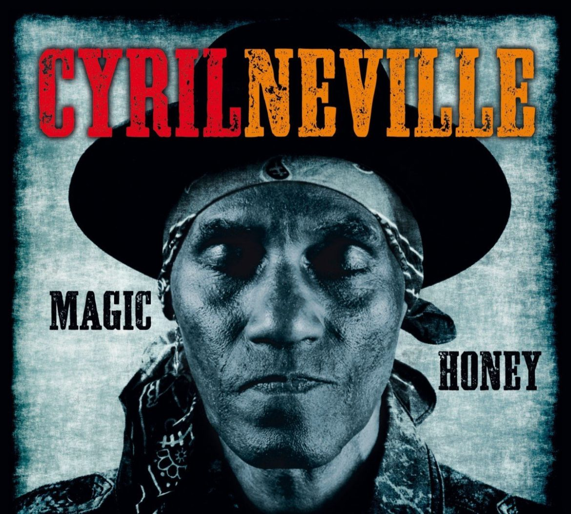 "Cyril Neville Releases ""Magic Honey"", nuevo disco"